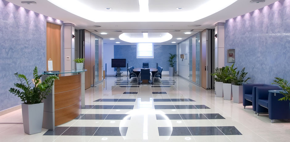Commerical Building Cleaning Services