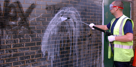 Graffiti Removal Services
