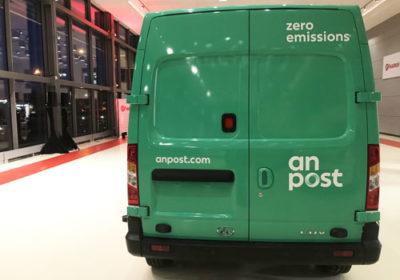 an post eco van