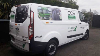 environmental truck cleaning