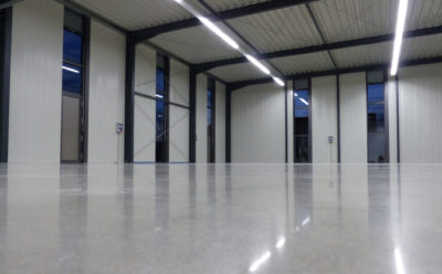 cold store and warehouse cleaning solutions